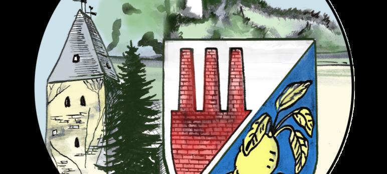 Das Logo des Heimatverein Glöthe e. V.