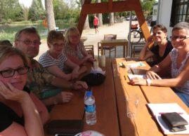1. Treffen der Plattsprechgruppe – am 05.07.2018 am Albertinesee