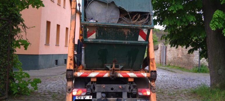 Müllsammeln Frühjahr 2021